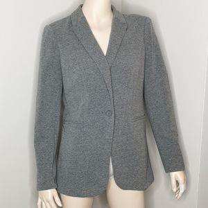 Mossimo Single Button Front Lined Casual Blazer